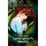 Crown Phoenix [Book 3]: Lamplighter's Special | Steampunk high seas adventure
