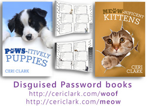 Are password books safe