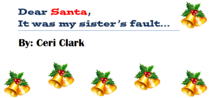 Dear Santa By Ceri Clark