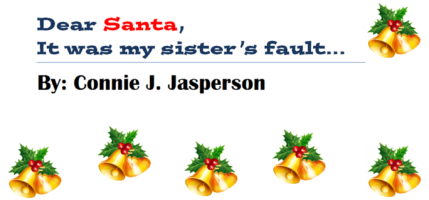 Dear Santa By Connie J. Jasperson