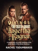 Cover Reveal For 'Vikings: The Truth About Lagertha And Ragnar' And A Quick Word About PaintNET