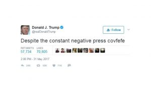 What The Covfefe? What Donald Trump Did Is Exactly How New Words Can Be Invented