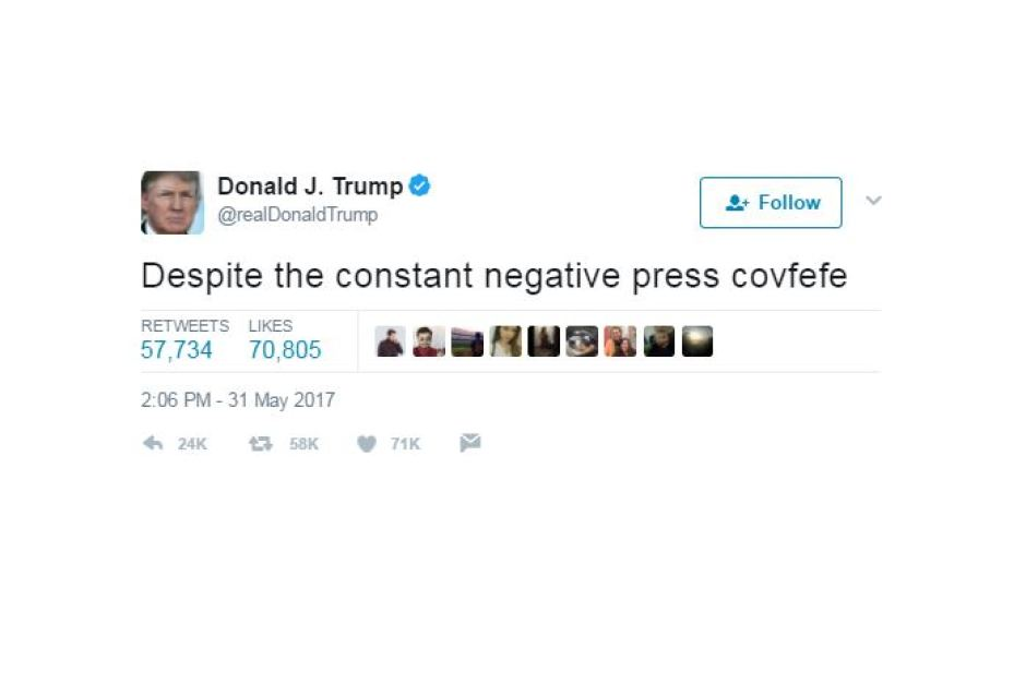 Myrddin blog post, covfefe,
