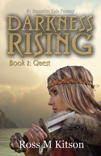 Darkness Rising (Book 2: Quest) (Prism 1)