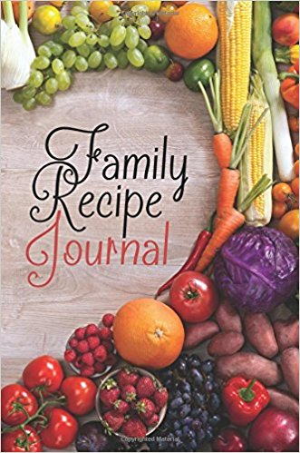 family recipe journal blank cookbook recipe journal with 100