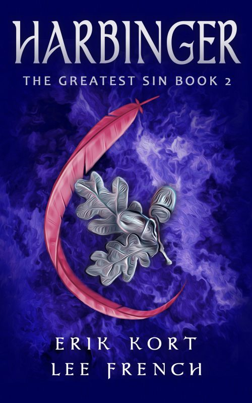 Harbinger (The Greatest Sin Book 2)