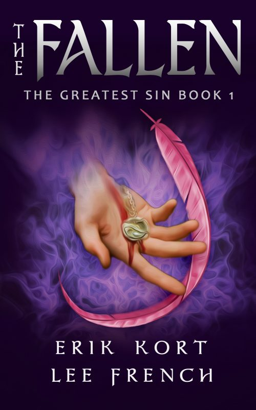 The Fallen (The Greatest Sin Book 1)