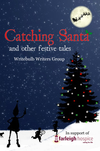 catchingsanta front cover