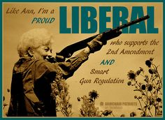 Ann Richards gun