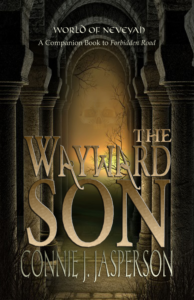 The Wayward Son Front Cover Cathedral Ruins 2 copy
